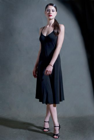 Robe de tango Basica noir