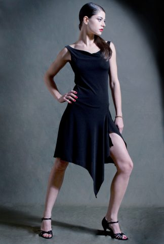 Ivette Tango Dress Black