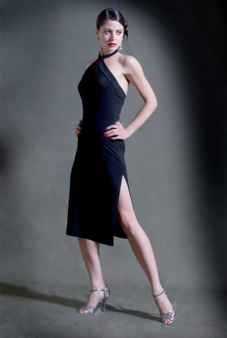 Robe de Tango Pipistrela noir