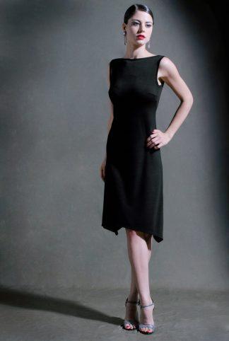 Robe de Tango Valentine noir
