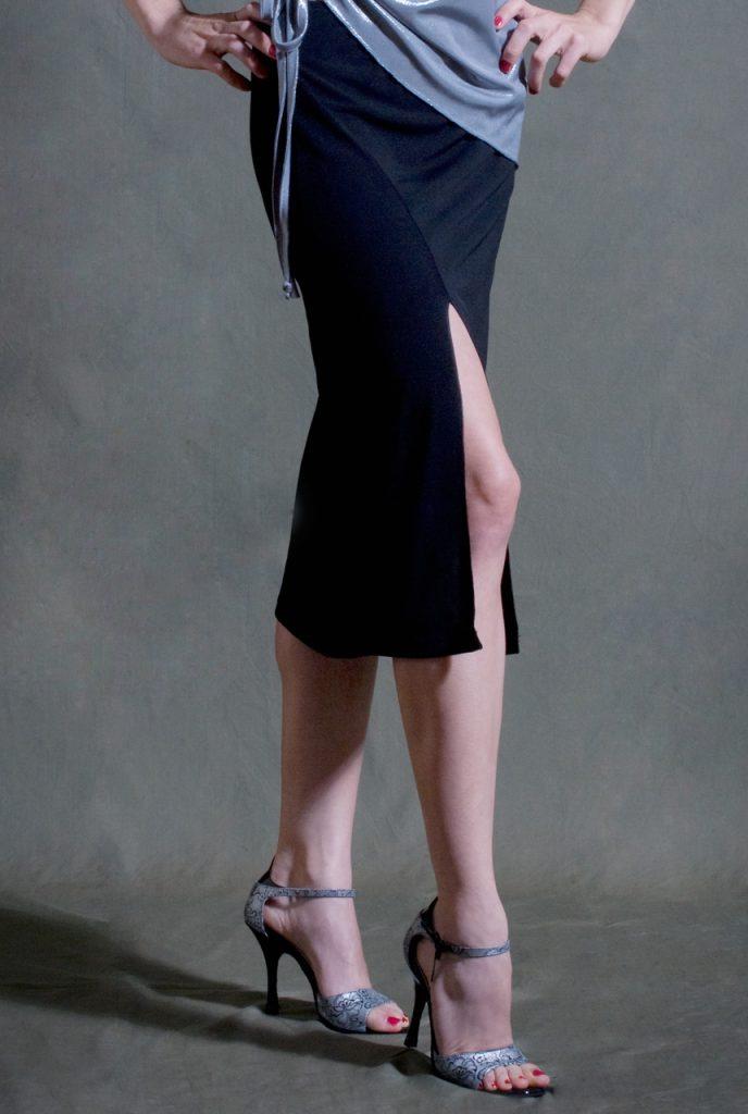 Jupe Tango Milonguita Noir