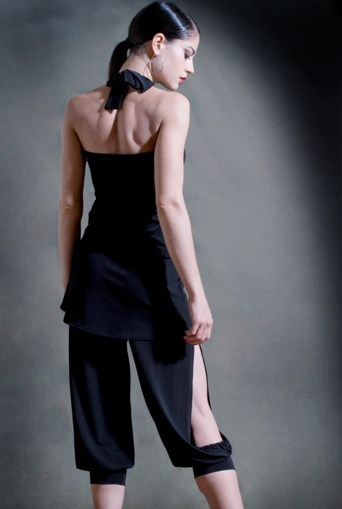 Pantalone tango Bobouchas corti