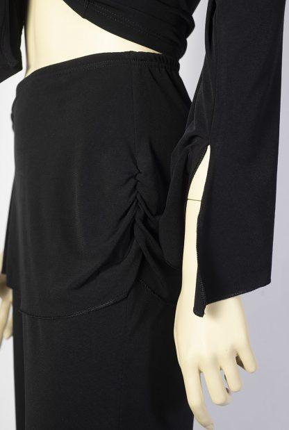 Pantalone tango Caminito nero