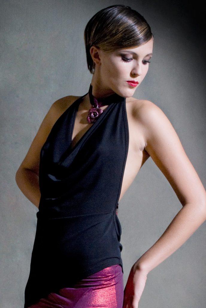 Top Tango Calesita Noir