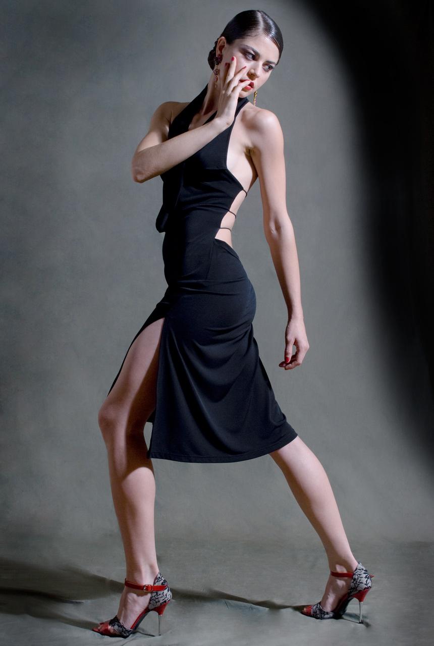 Barrida Tango Dress Pepitango Tango Clothes