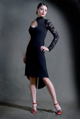 Oblivion Tango Dress Black