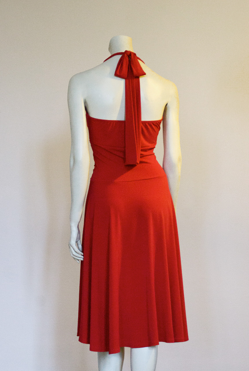 Marylin Tango Dress Pepitango Tango Clothes