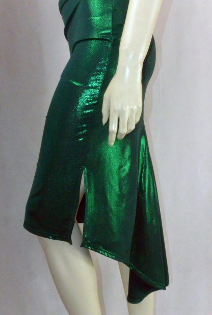 Gonna tango Mirada verde lucido