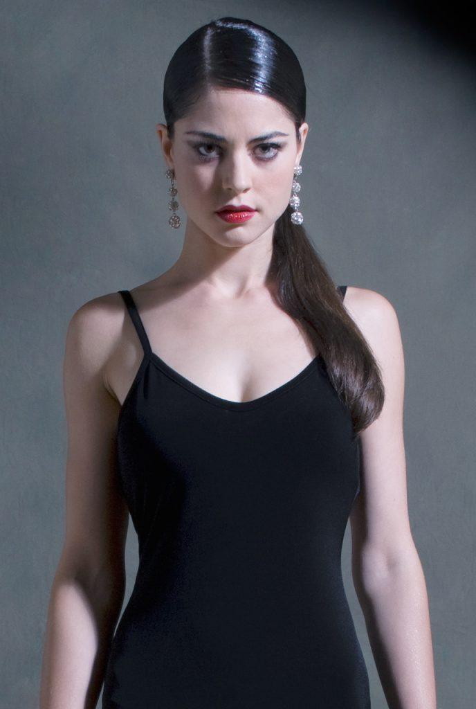 Robe de tango Jalousie noir