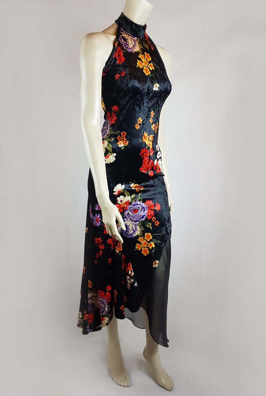 Chacarera Tango Dress Pepitango Tango Clothes
