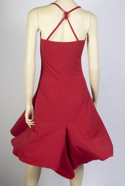 Abito tango Basica rosso