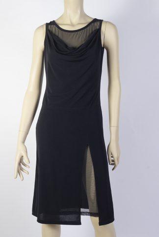 Robe de Tango Cabeceo noir