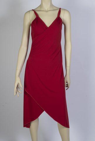 Robe de Tango Lolita rouge