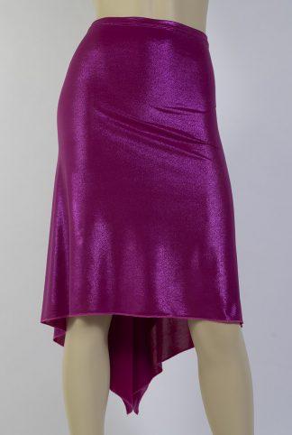 Tango skirt Pabellón de las Rosas silky fuchsia