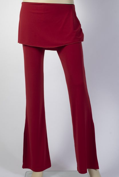 Pantalone tango Caminito rosso
