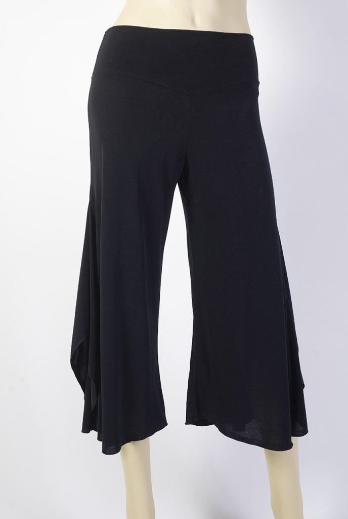 Pantalons de tango Sentimento Gaucho noir