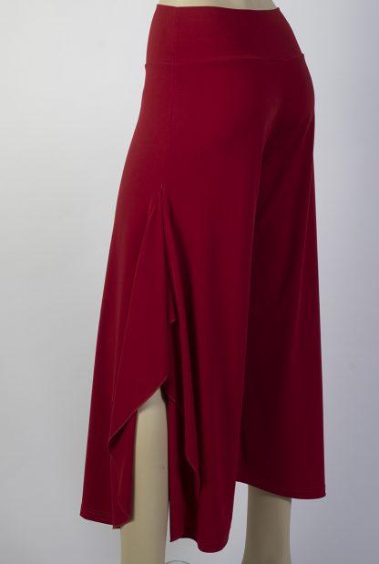 Pantalone tango Sentimiento Gaucho rosso