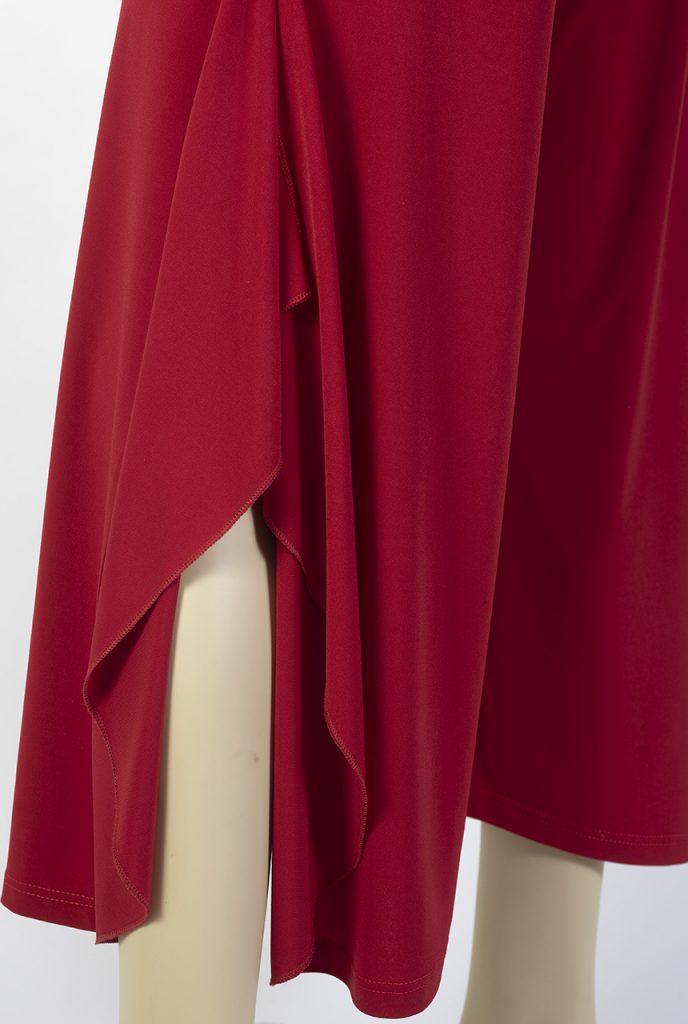 Pantalons de tango Sentimento Gaucho rouge