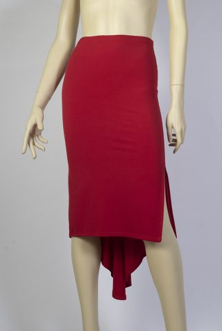 Tango skirt Mirada red