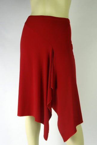 Tango skirt Alicia red