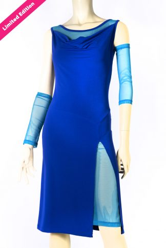 Cabeceo light blue tango dress Limited Edition