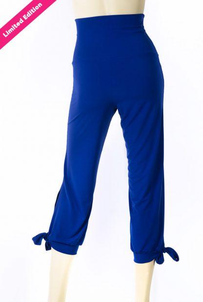 Pantaloni tango Amalfi bluette Limited Edition