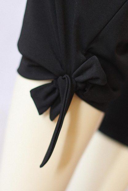 Pantaloni tango Amalfi nero