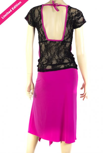 Top tango Veronique fucsia Limited Edition