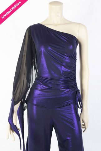Tango top Abrazo silky purple Limited Edition