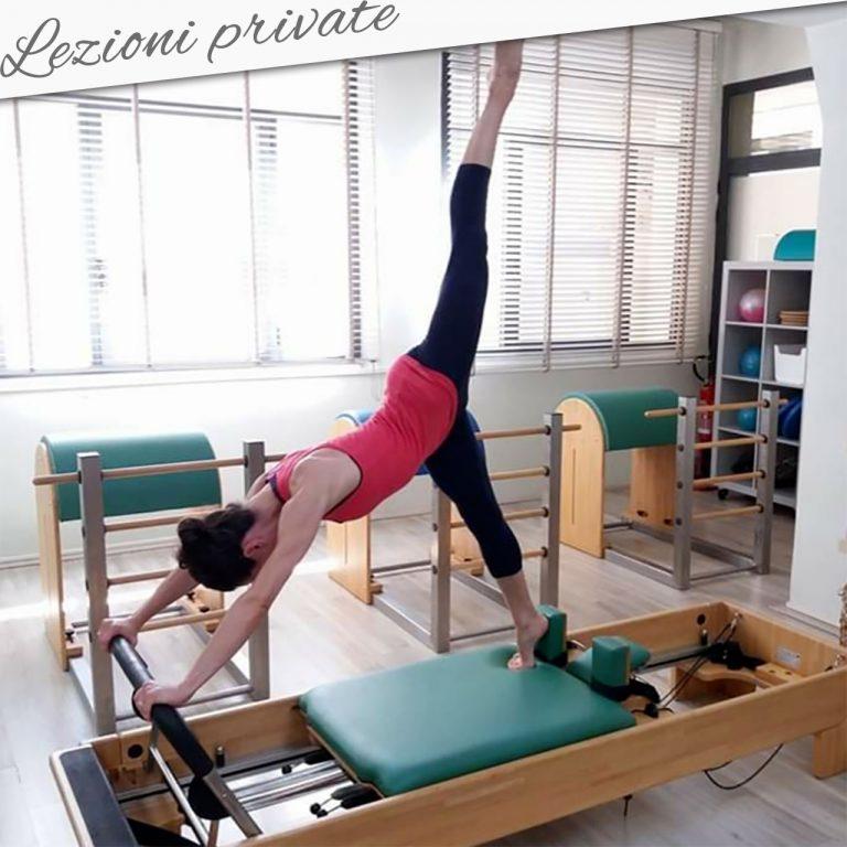 Alessandra Di Prete - Pilates Matwork - Lezioni private