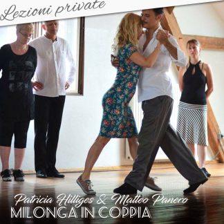 Patricia Hilliges & Matteo Panero - Milonga in coppia - Lezioni private