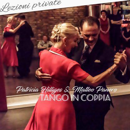 Patricia Hilliges & Matteo Panero - Tango in coppia - Lezioni private