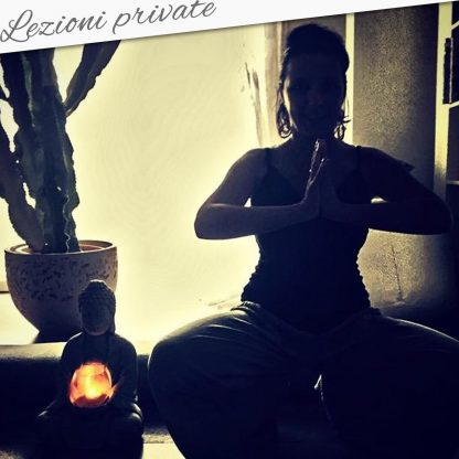 Silvia Tonelli - Yin Yoga - Lezioni private