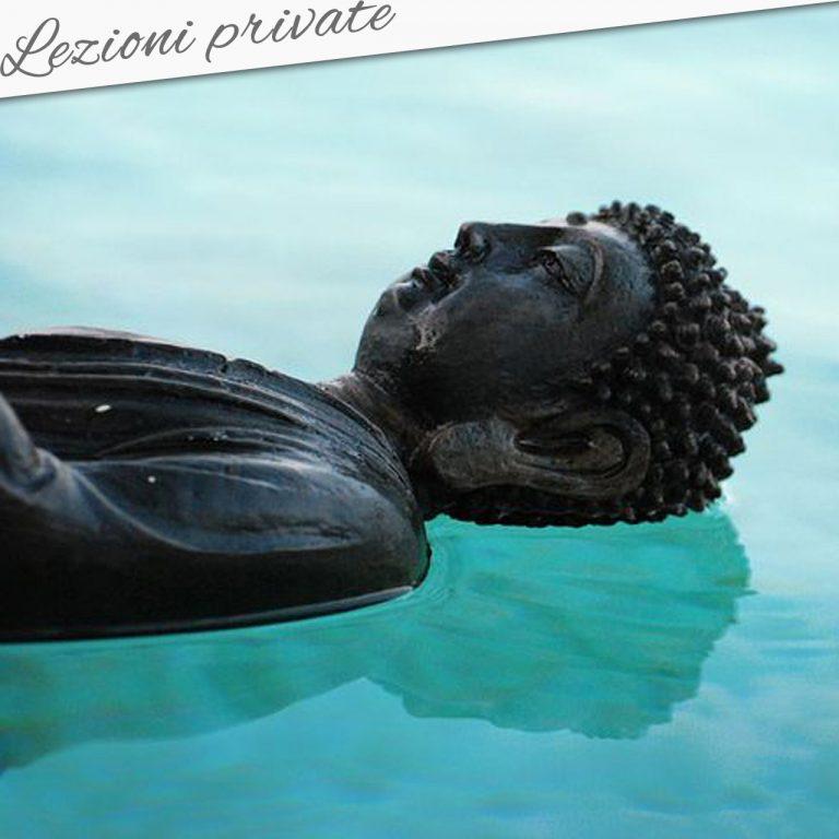 Silvia Tonelli - Yoga Nidra - Lezioni private