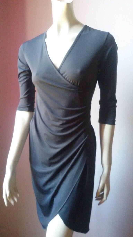 abito su misura margaret grigio