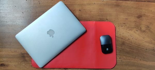Custodia laptop rosso